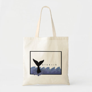 choices in the sea budget tote bag