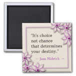 Choices-Inspirational Quote Magnet