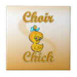 Choir Chick Tile