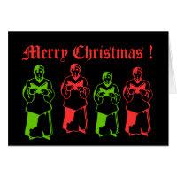 Choir Christmas Card