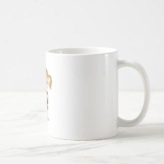 Choir Girl Classic White Coffee Mug