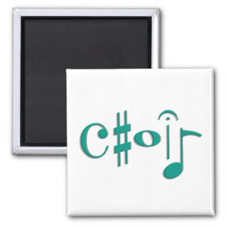 choir magnet