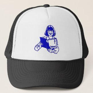 Choir members/singers trucker hat