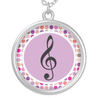 Choir Music Treble Singers Jewelry Gift