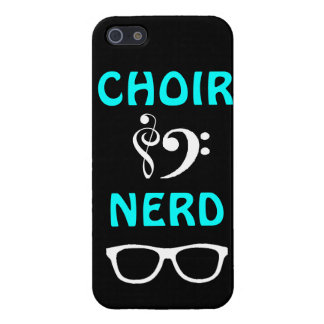 Choir Nerd Cover For iPhone SE/5/5s