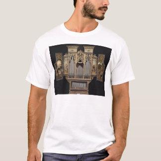 Choir organ with open panels T-Shirt