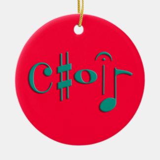 choir ornament