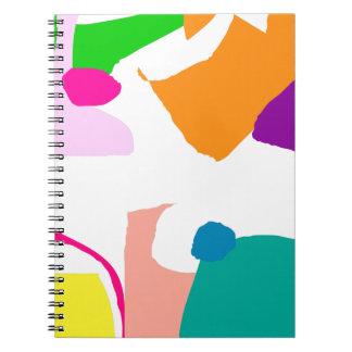 Choir Spiral Notebook