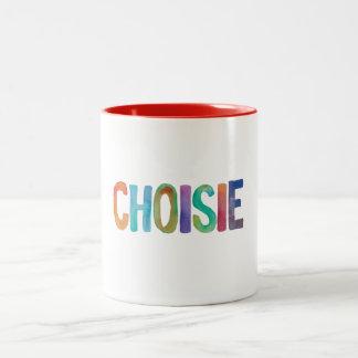Choisie Mug