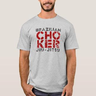 CHOKER - I Love Brazilian Jiu-Jitsu v01, Black T-Shirt