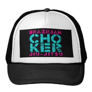 CHOKER - I Love Brazilian Jiu-Jitsu v04, Multi Trucker Hat