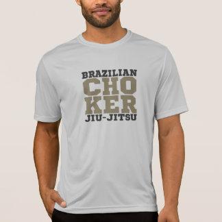 CHOKER - I Love Brazilian Jiu-Jitsu v06, Black T Shirt