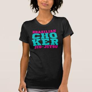 CHOKER - I Love Brazilian Jiu-Jitsu v09, Multi T-shirt