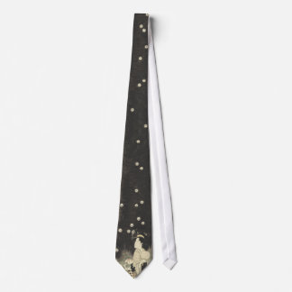 Choki Catching Fireflies Neck Tie