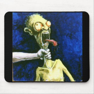 Choking Zombie Mousepad