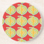 CHOKURAY : CHO KU RAY Reiki Healing Symbol Coasters