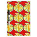 CHOKURAY : CHO KU RAY Reiki Healing Symbol Dry-Erase Boards