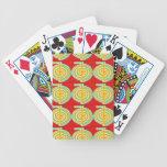 CHOKURAY: Símbolo curativo de Reiki del RAYO de CH Baraja Cartas De Poker
