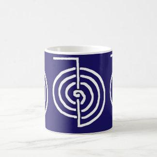 CHOKUREI  Reiki Basic Healing Symbol TEMPLATE gift Coffee Mug