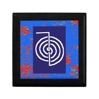 CHOKUREI  Reiki Basic Healing Symbol TEMPLATE gift Trinket Boxes
