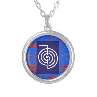 CHOKUREI  Reiki Basic Healing Symbol TEMPLATE gift Pendant