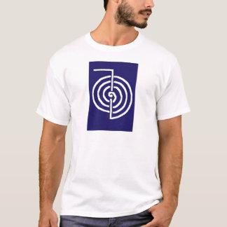 CHOKUREI  Reiki Basic Healing Symbol TEMPLATE gift T-Shirt