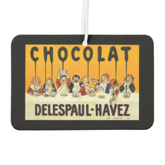 Cholat Delespaul Havez Children with Cocoa Syrup Air Freshener