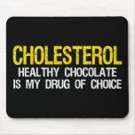 Cholesterol Mouse Pad
