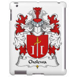 Cholewa Family Crest