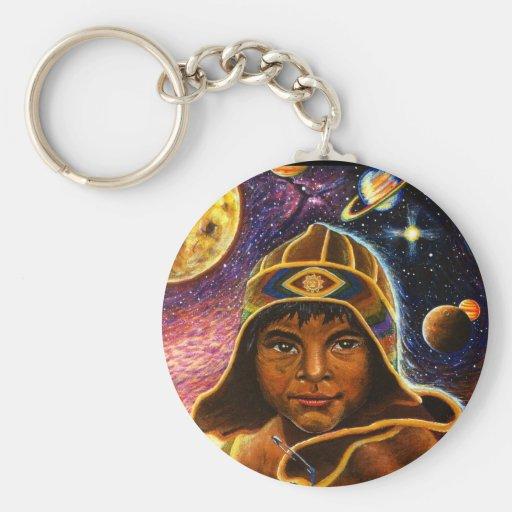 Cholito Mystico  Key Chain