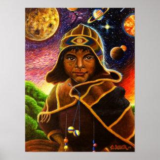 Cholito Mystico  Poster