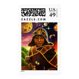 Cholito Mystico  Stamps