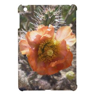 Cholla Peach Bloom   Customizable iPad Case