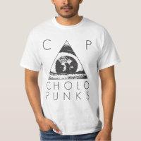 Cholo Punks CP eye T-Shirt