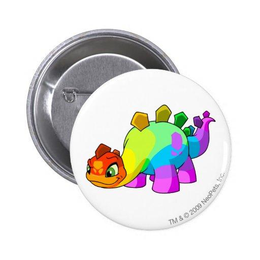 Chomby Rainbow Button