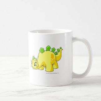Chomby Yellow Classic White Coffee Mug