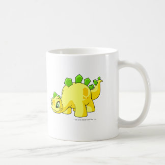 Chomby Yellow Coffee Mug