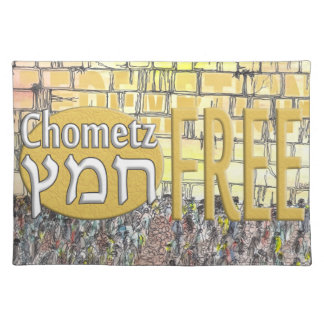 Chometz Free Placemat Cloth Placemat