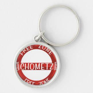 Chometz libera llaveros personalizados