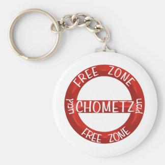 Chometz libera llaveros