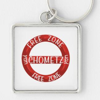 Chometz libera llavero personalizado