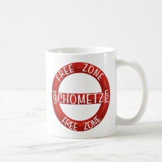 Chometz libera tazas