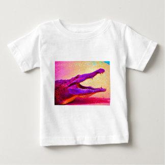 Chomp! Chomp! Rainbow Gator! Baby T-Shirt