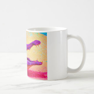 Chomp! Chomp! Rainbow Gator! Coffee Mug