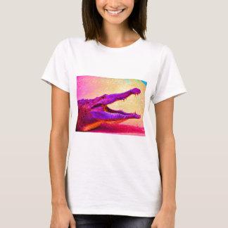 Chomp! Chomp! Rainbow Gator! T-Shirt