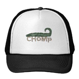 Chomp el cocodrilo gorro