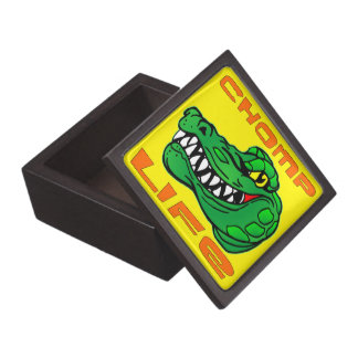 Chomp Life Gator Jewelry Box