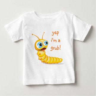 Chomp the Grub :: Baby T-Shirt