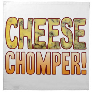 Chomper Blue Cheese Napkin