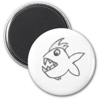 Chomper Fish Magnet